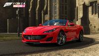 FH4 Ferrari Portofino Promo