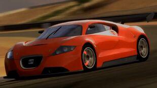 SEAT Cupra GT Prototype in Forza Motorsport 2