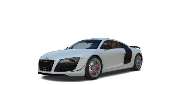 Audi R8 GT Coupe