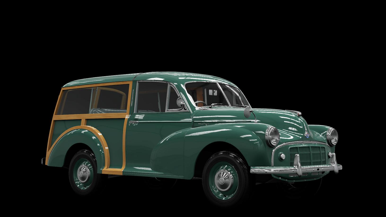 Morris Minor Series II Traveler