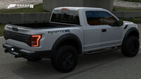 FM7 Ford Raptor 17 Rear