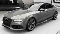 FH4 Audi RS 7 Front