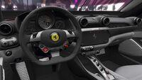 FH4 Ferrari Portofino Dashboard