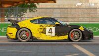 FM7 Porsche 718 Cayman GT4 Clubsport Side