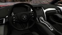 FH3 Acura NSX Interior
