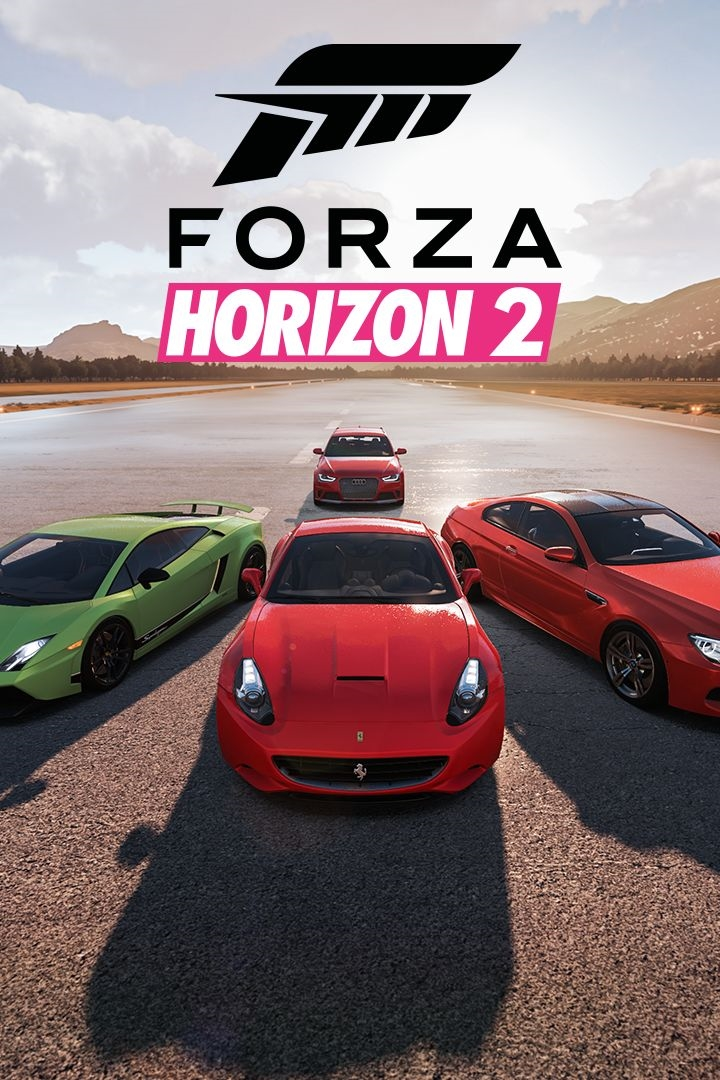 Forza Horizon 2/Pre-Order Car Pack