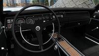 FH3 Dodge Charger Daytona Interior