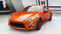 FH4 Toyota GT86 Front
