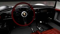 FH4 Porsche 718 Dashboard