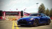 FH Nissan GTRBlackEdition