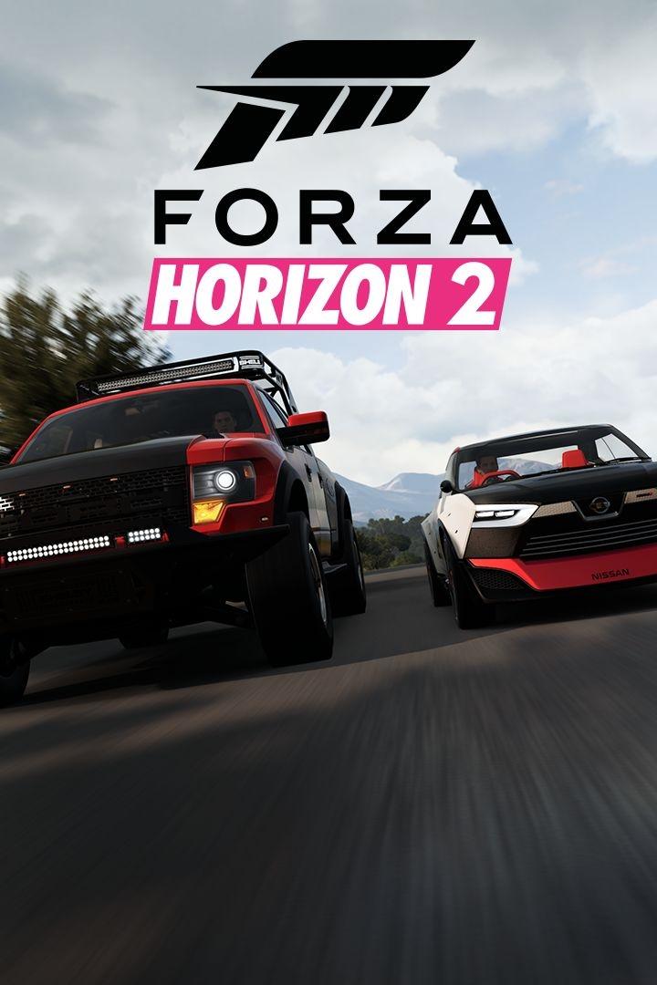 Forza Horizon 2/G-Shock Car Pack