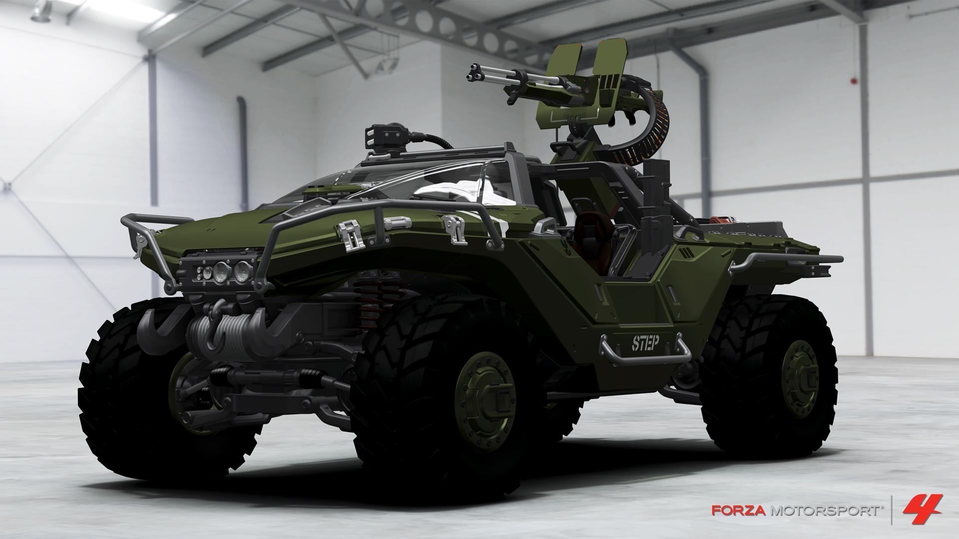 AMG Transport Dynamics M12 Warthog FAV