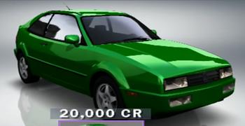 Volkswagen Corrado SLC in Forza Motorsport