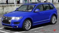 FM4 VW Touareg