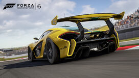 FM6 McLaren P1 GTR Official