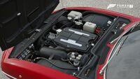 FM7 Alfa Romeo Montreal Engine