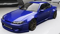 FH4 Nissan Silvia 00 RB Front
