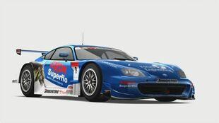 Toyota #6 EXXON Superflo Supra in Forza Motorsport 3