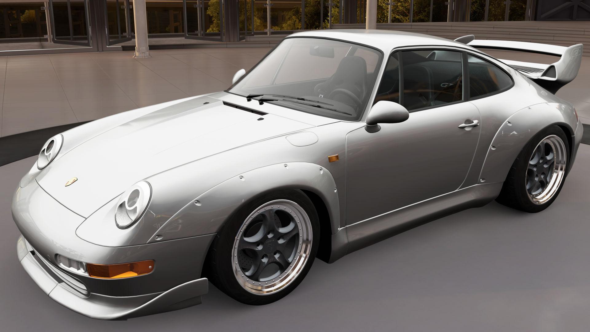 Porsche 911 GT2 (1995)