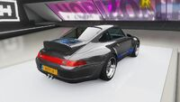 FH4 Porsche 911 95 Gunther Rear