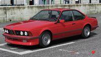 FM4 BMW M635CSi