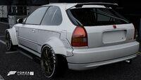 FM7 Honda Civic 97 FE Rear