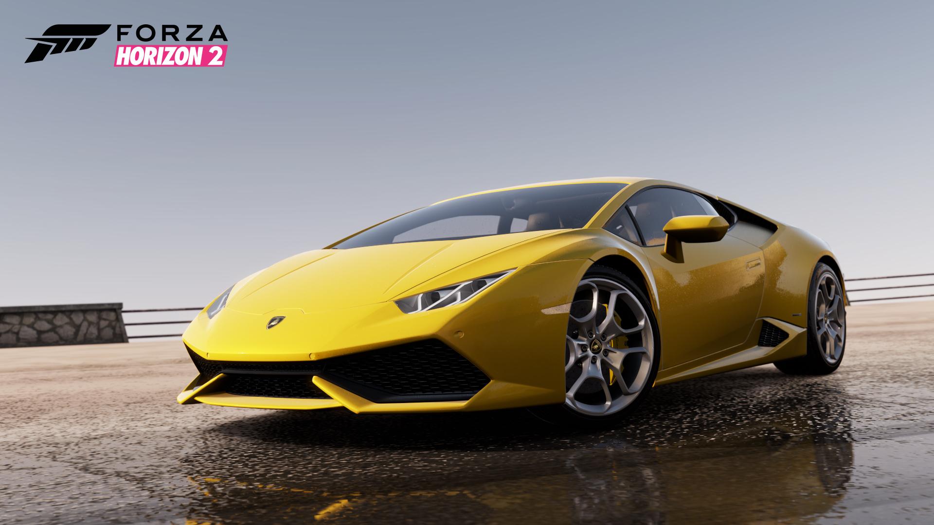Forza Horizon 2/Cars