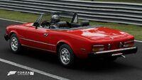 FM7 Fiat 124 Rear