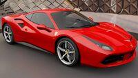 FH3 Ferrari 488 Front