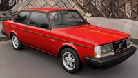 FH3 Volvo 242 Turbo Evolution Front