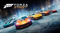 Forza Street - Patrons Trailer