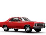 Chevrolet Chevelle Super Sport 396