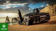 Forza Horizon 3 Xbox One X Enhanced Trailer