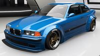 FH4 BMW M3 97 Upgrade Front