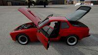 FM7 Porsche 924 Exploded