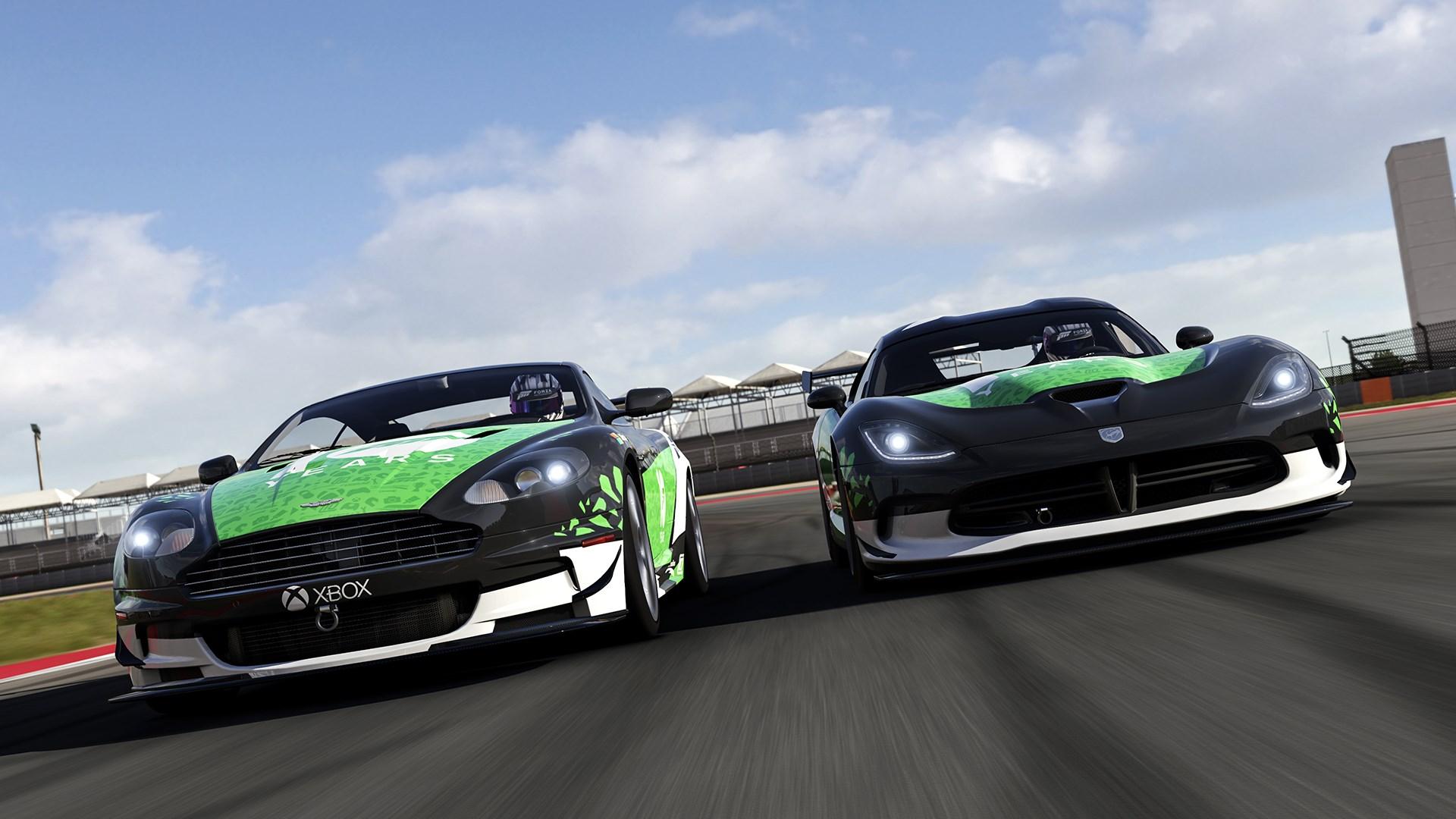 Forza Motorsport 6/Ten Year Anniversary Car Pack