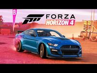 Forza Horizon 4 - Series 32 - 2020 Ford Mustang Shelby GT500