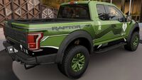 FH3 Ford F-150 17 Gift Rear