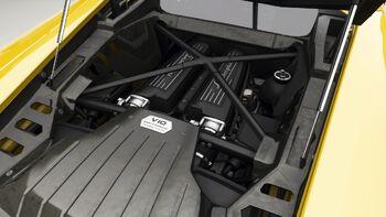 Engine view in Forza Horizon 4