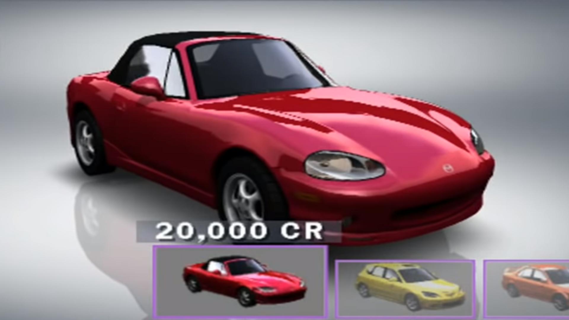 Mazda Miata MX-5 1.8i Sport