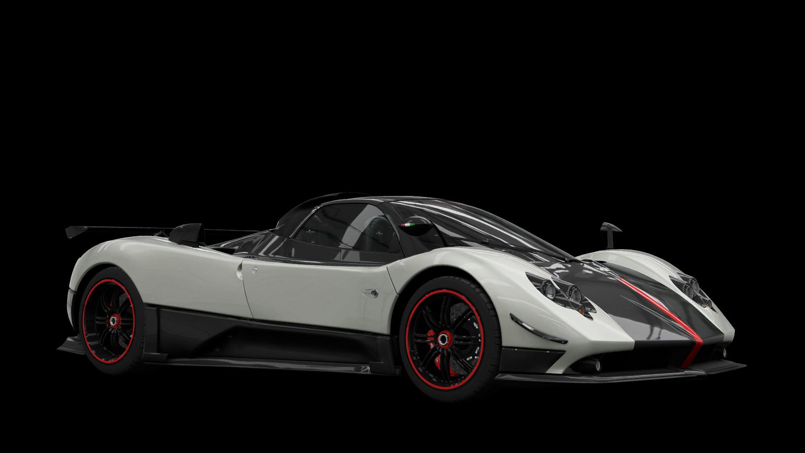 Pagani Zonda Cinque Roadster Forza Wiki Fandom
