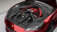 FH4 Ferrari Portofino Engine