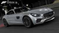 FM6 Mercedes-AMG GT S Official