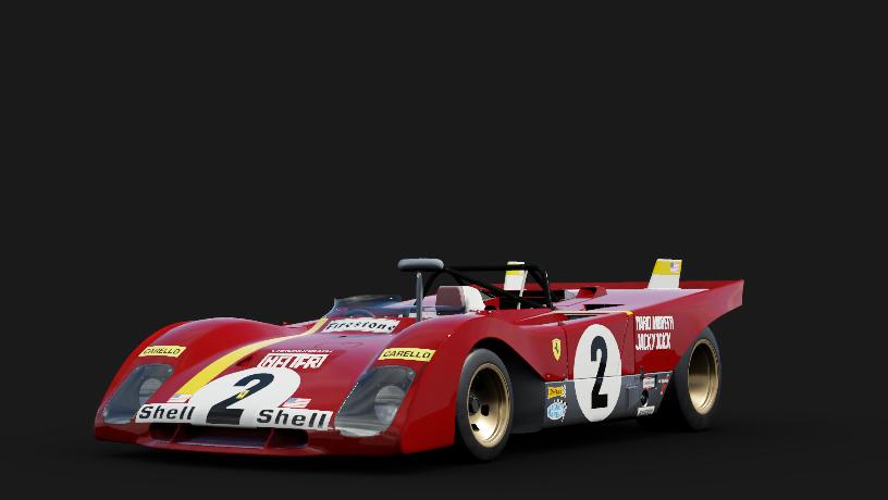 Ferrari 2 Ferrari Automobili 312 P