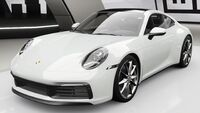 FH4 Porsche 911 Carrera S Front
