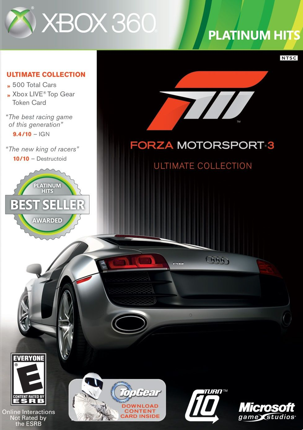 Forza Motorsport 3/Ultimate Collection