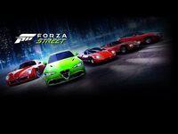 Forza Street - Alfa Romeo Trailer
