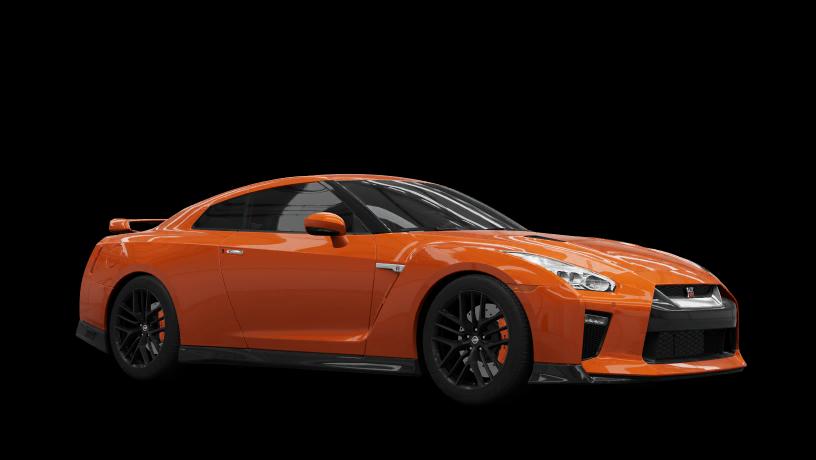 Nissan GT-R (2017)