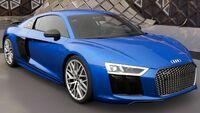FH3 Audi R8 16 Front