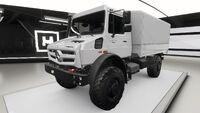 FH4 M-B Unimog U5023 Front